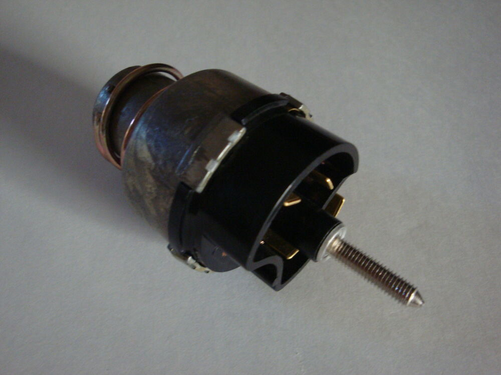 1964-1966 Ford Mustang Ignition Switch - Brand New!! | eBay
