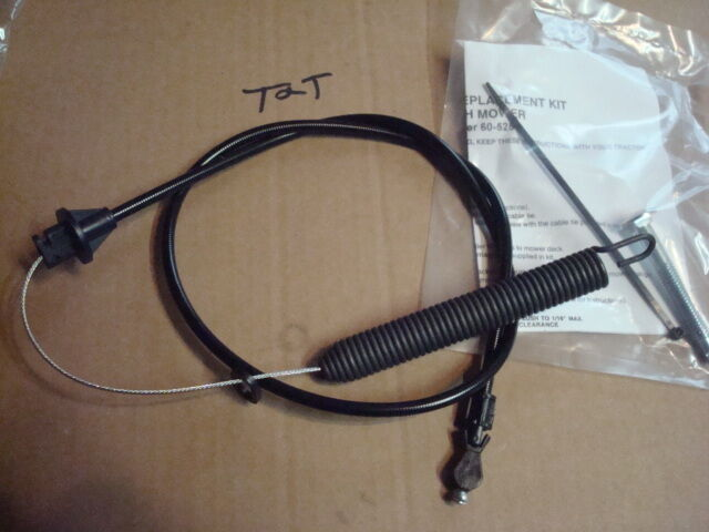 Craftsman 42 Mower Deck Cable : Quot clutch cable kitreplaces craftsman ayp husqvarna