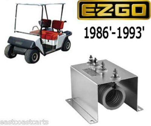 Ezgo Marathon Golf Cart Ipc Resistor Assembly 1986 U0026 39
