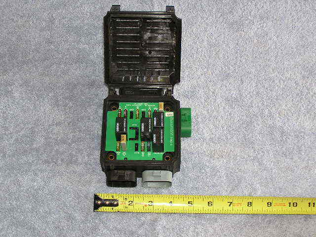 Excellent  Box And Fuses Are Located Carry Extra Fuses As Part Of Your Quottrailer