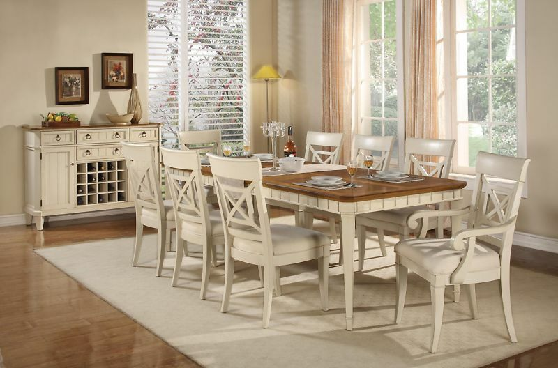 cottage dining room sets wynwood french country dining room furniture table 6 chairs set cottage ebay 5280