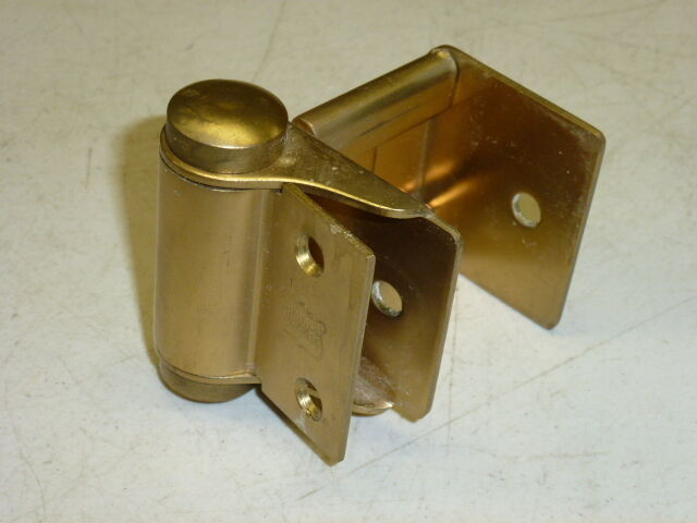 Nos Bommer 2 Quot Clamp Flange Single Action Spring Hinge