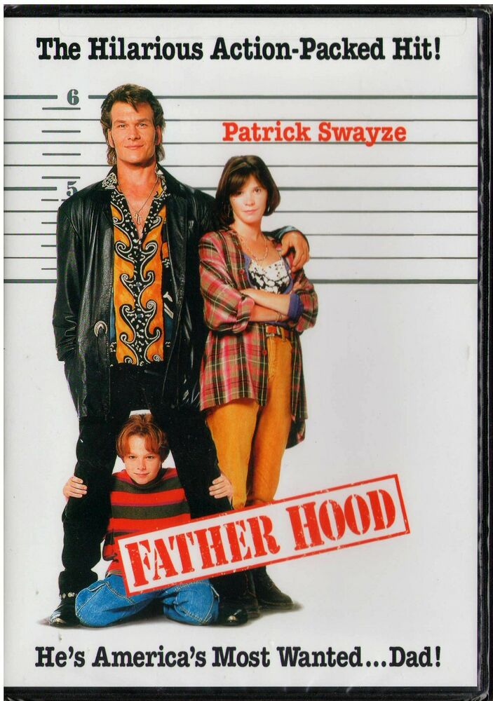 Father Hood (DVD, 2004) Patrick Swayze COMEDY PG-13 ...