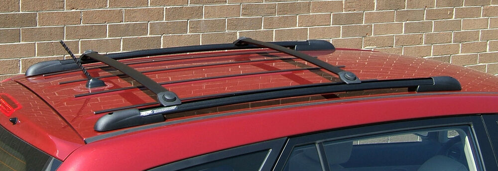43 Quot X65 Quot Perrycraft Dynasport Black Roof Rack Luggage Skis