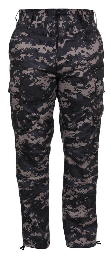 military style cargo pants bdu trousers subdued urban ...