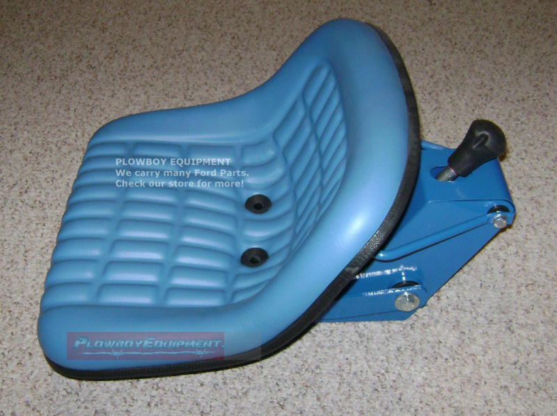 Ford 3000 Tractor Seat : Csa v ford tractor seat w suspension