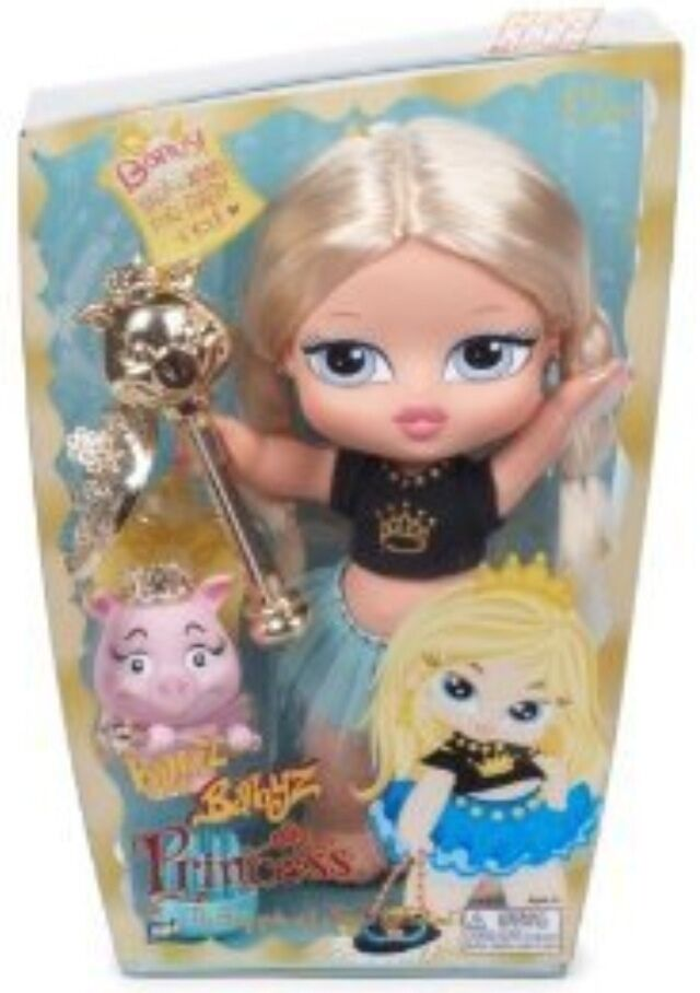 bratz big babyz princess 13quot cloe factory sealed