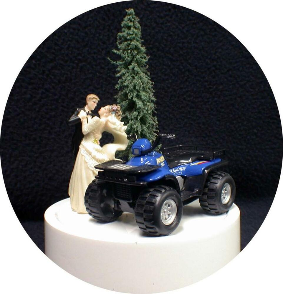 Wheeler Cake Topper