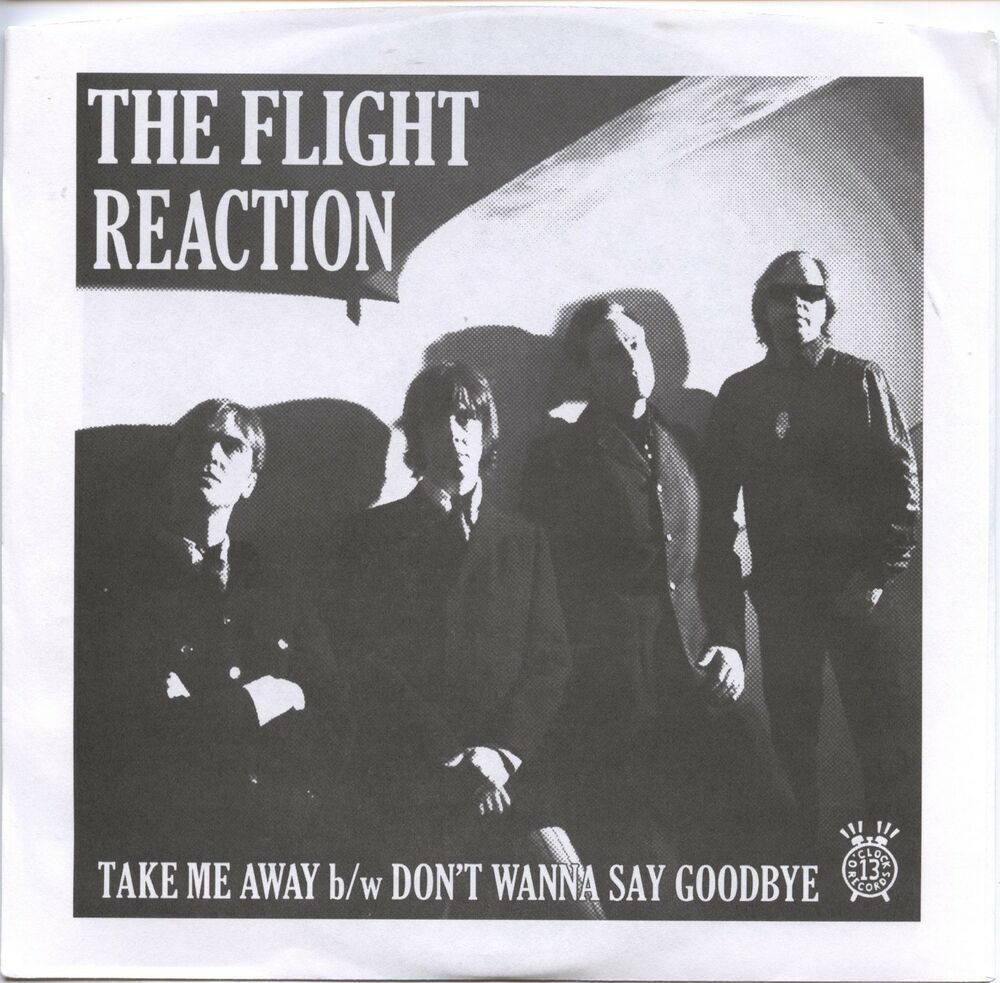 Flight reaction take me away 7 new nomads stomachmouths for 13th floor elevators tabs