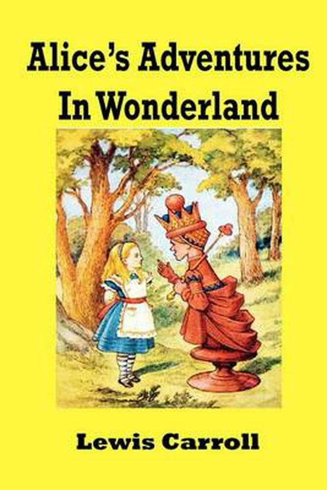 critical essays on alice adventures in wonderland Open document below is a free excerpt of alice's adventures in wonderland analysis from anti essays, your source for free research papers, essays.