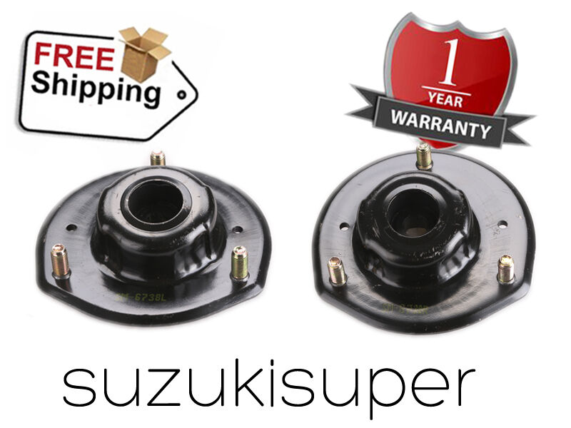 2 front strut mount kit toyota camry 97 98 99 2000 2001. Black Bedroom Furniture Sets. Home Design Ideas