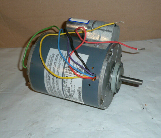 New general electric motor 1 12 hp 1050 rpm 208 230v for Electric motor 1 5 hp