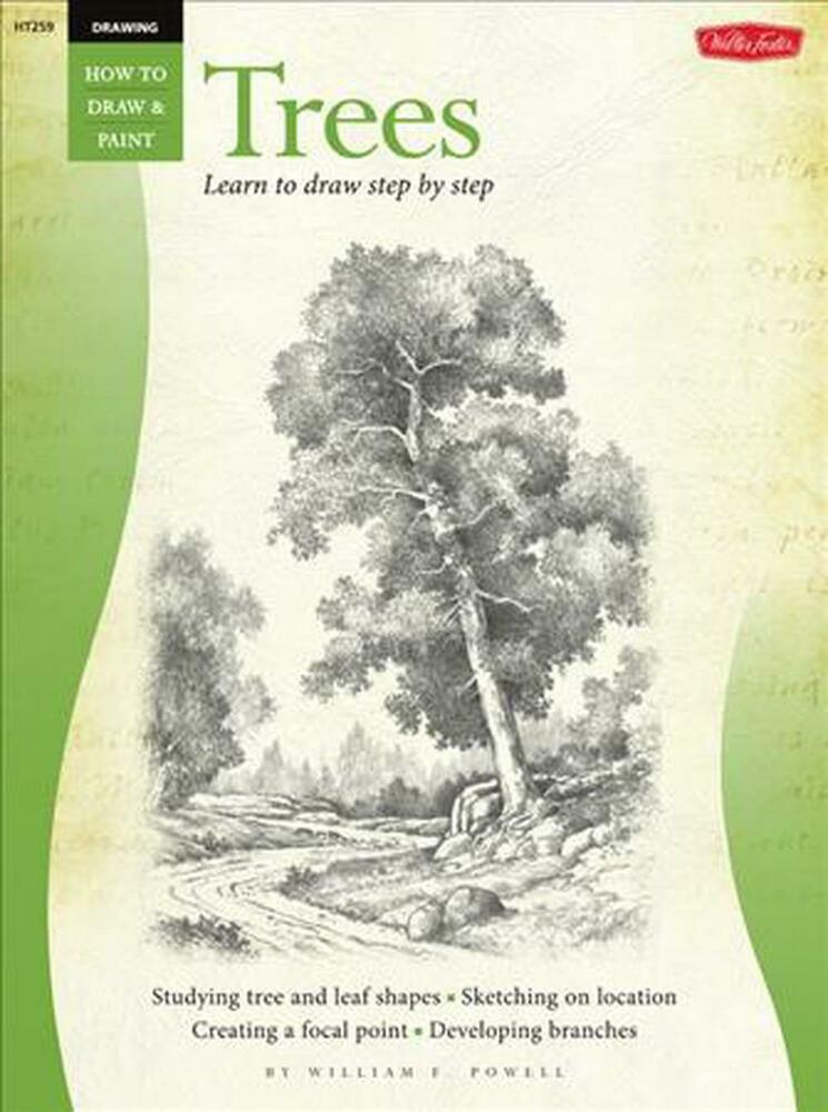 New Drawing Trees with William F Powell by William F Powell Paperback