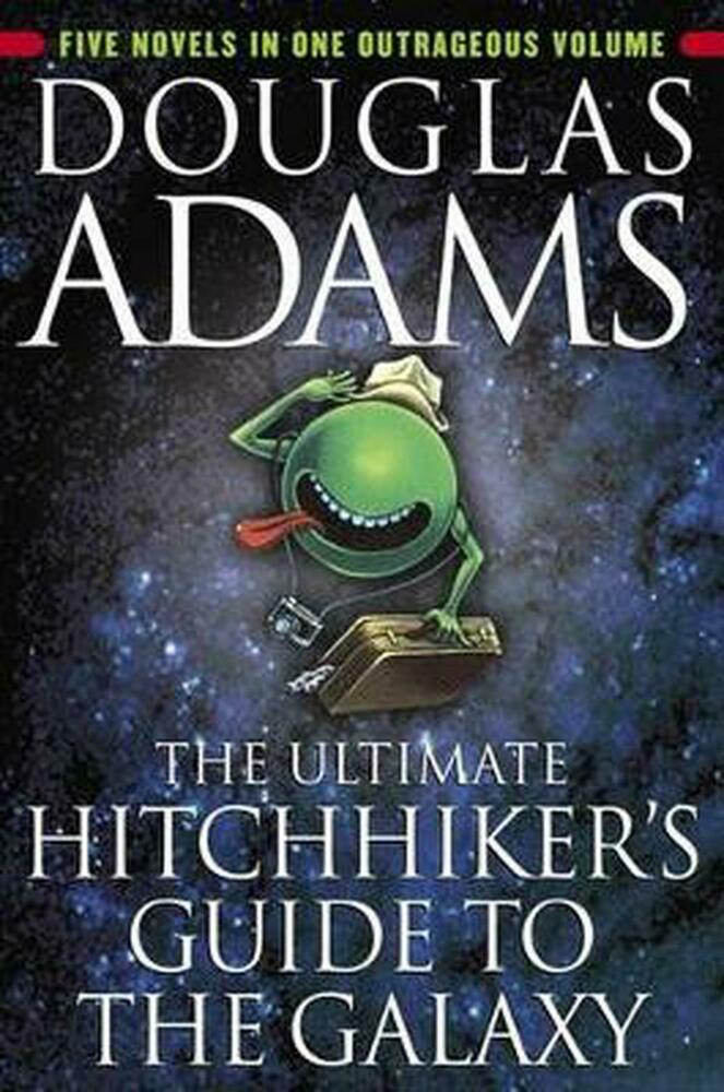 The Hitchhiker's Guide to the Galaxy - Book Summary