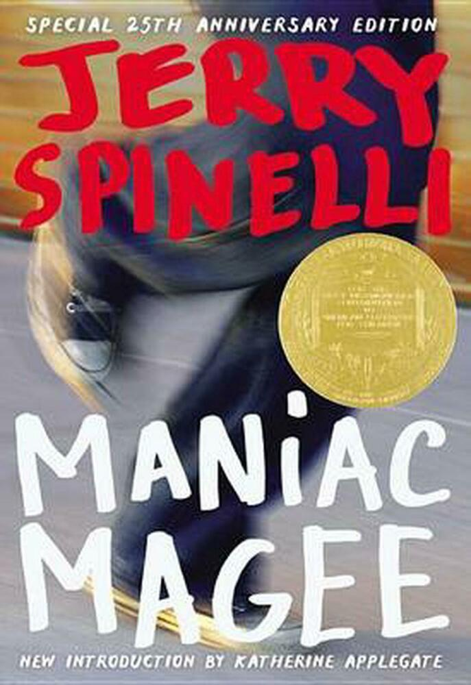 Maniac magee by jerry spinelli online dating 6