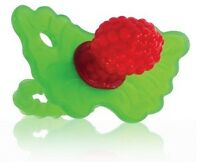 Raz-berry Pacifier Teether by Razbaby You Pick Color