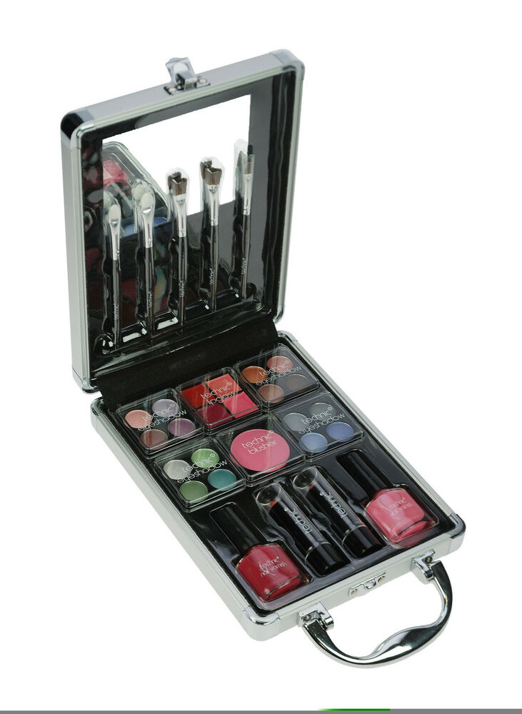 Makeup Set Palette Technic Eyeshadow Cosmetic Kit Case Professional Gift | EBay