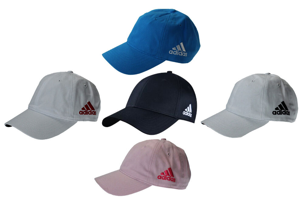 f1be1873c32 Details about Adidas Womens Ladies Core Performance Custom Front Hit Golf  Hat Baseball Caps