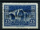 Albania 1925 SG#175 25q Proclamation Of Rep MH #A30852