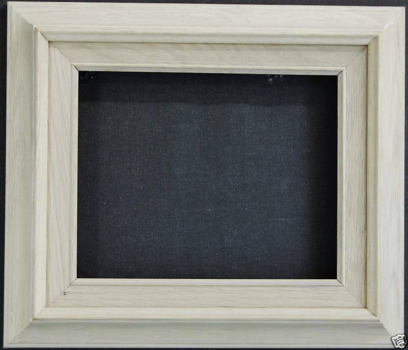 Free Ship 2 8x10 Washed Oak Picture Frames Art Oil