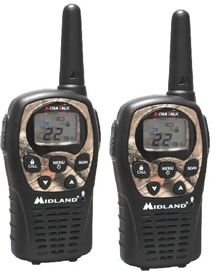 Midland Consumer Radio WRB NOAA Weather Alert All Hazard Public Alert Certified Radio with SAME This emergency weather-alert radio stores up to 10 different weather- and all-hazards alerts and displays them in your language of choice - either Spanish, English or French.
