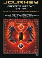 JOURNEY GREATEST HITS 1978-1997 (DVD)
