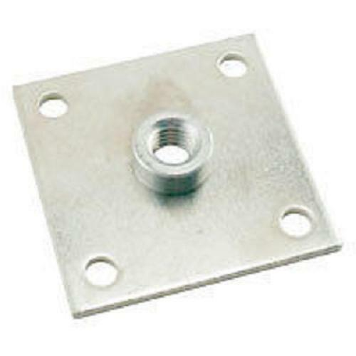 Details About Pool Table Leg Levler Mounting Plate 1 2 13 Thread Size