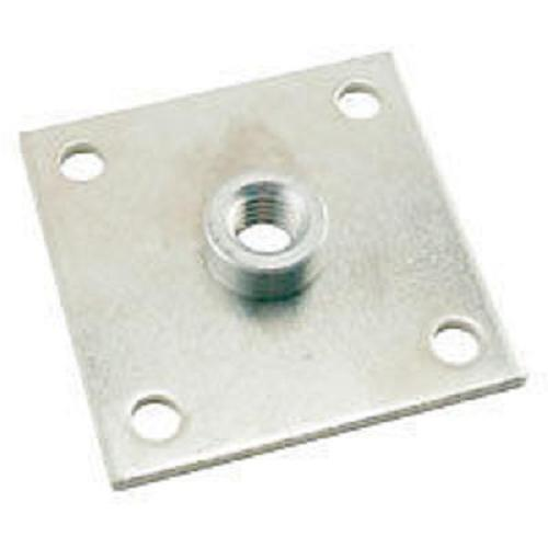 Table Mounting Plate : Pool table leg levler mounting plate thread size ebay