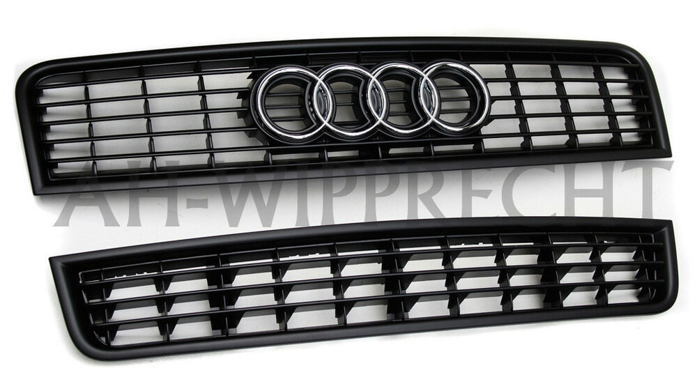 original audi a4 8e b6 tuning s line k hlergrill front. Black Bedroom Furniture Sets. Home Design Ideas