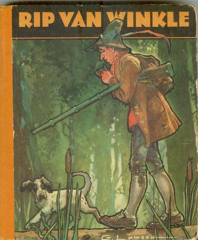 washington irving rip van winkle Rip van winkle is a short story by the american author washington irving first published in 1819 it follows a dutch-american villager in colonial america named rip van winkle who falls asleep in the catskill mountains and wakes up 20 years later, having missed the american revolution.