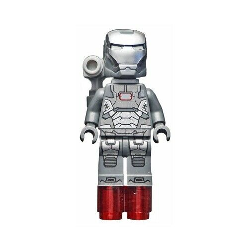 LEGO 76006 - Marvel Super Heroes - WAR MACHINE - Mini ...