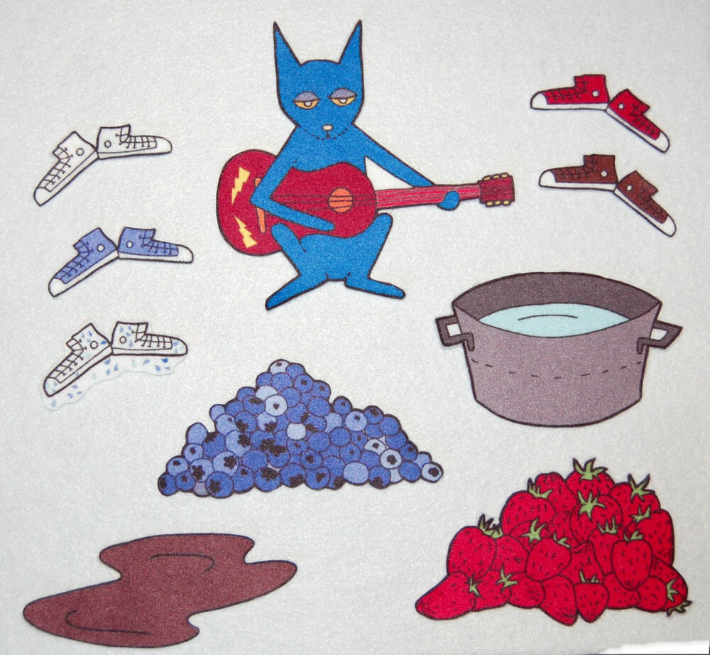 Pete The Cat Where Is My White Shoe