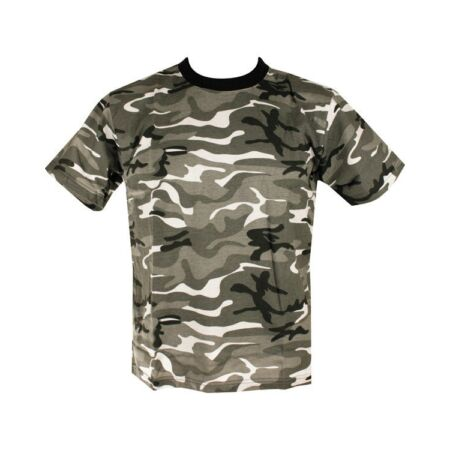 img-Mens Army Combat Military DPM Woodland Desert Camouflage Camo Grey Urban T-shirt