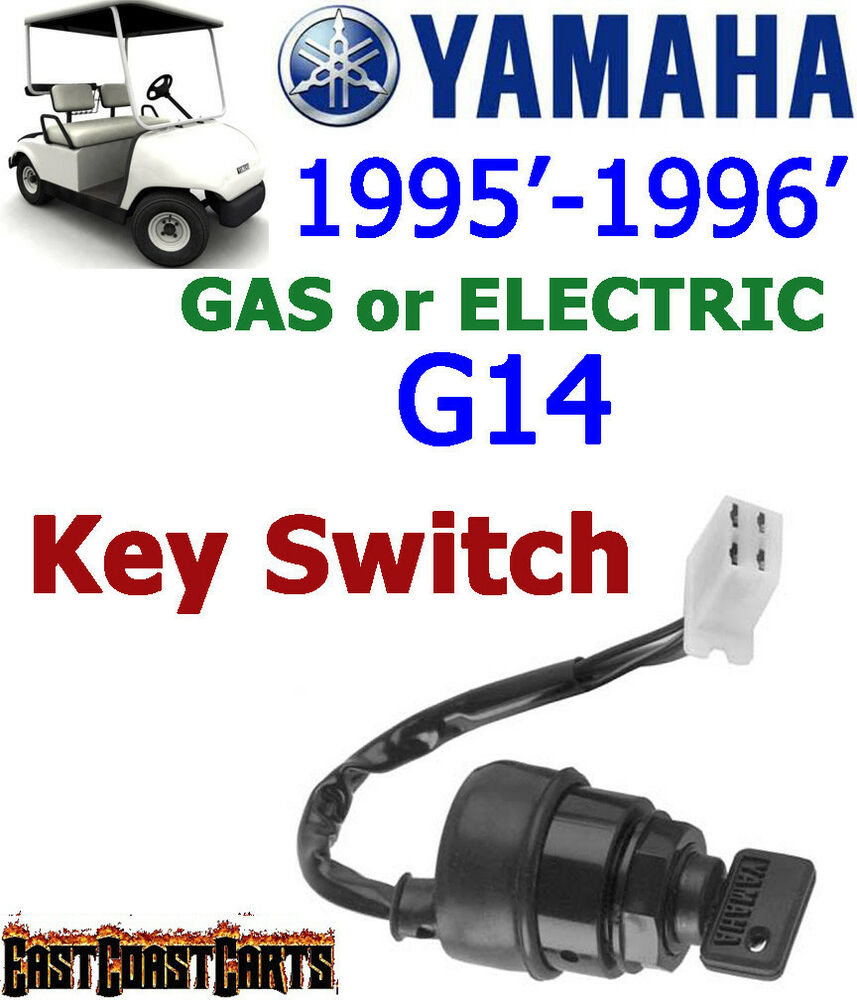 Yamaha G29 Golf Cart Ignition Wiring Harness Not Lossing G1 Gas Diagram G14 And Electric Key Switch With