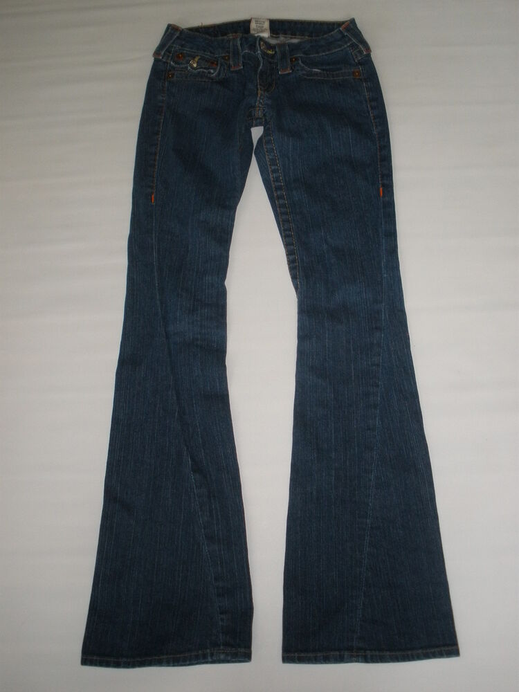 true religion joey jeans size 24 sale rare made in usa ebay. Black Bedroom Furniture Sets. Home Design Ideas