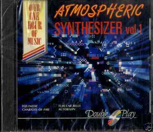 AA.VV.ATMOSPHERIC SYNTHESIZER vol.1 CD Sealed