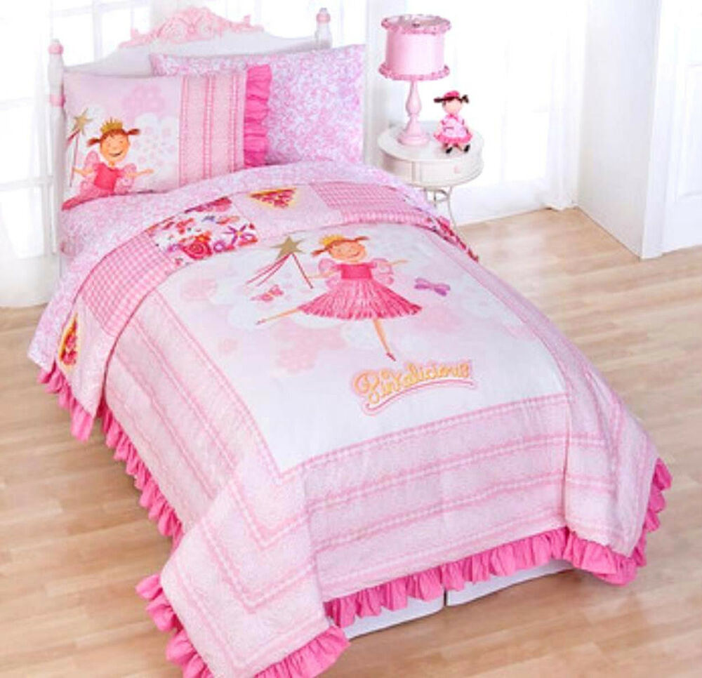 Twin Pinkalicious Deco Pillow Sheets Amp Reversible