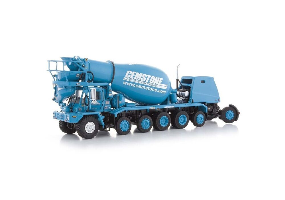 Oshkosh S Series Cement Mixer Quot Cemstone Quot 1 50 Twh