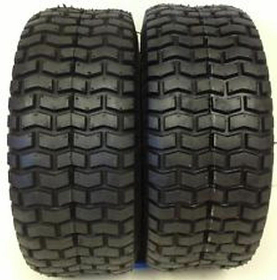 New Set Of 2 Deestone Turf Tire 18 8 50x8 4 Ply Ebay