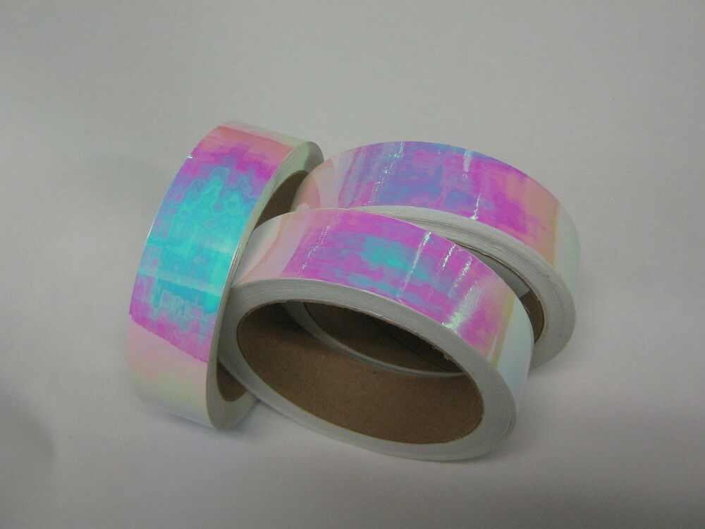 Pearl Tape Adhesive Vinyl Tape Changes Color Choose