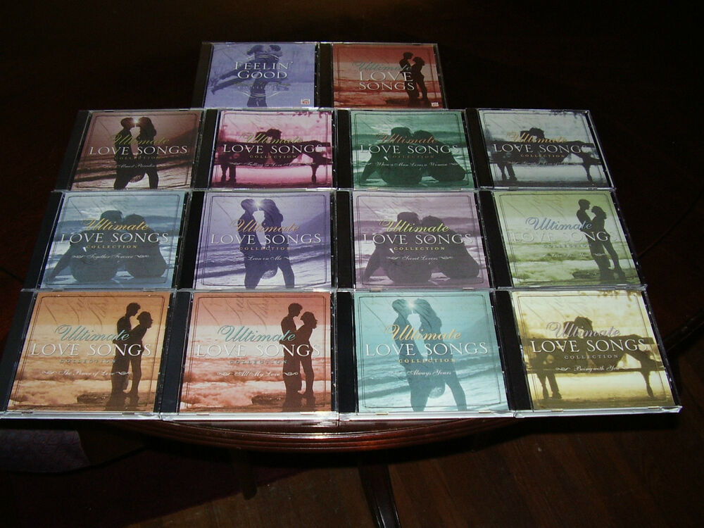 ultimate love songs collection 15 cd box set with 258 tracks time life ebay. Black Bedroom Furniture Sets. Home Design Ideas