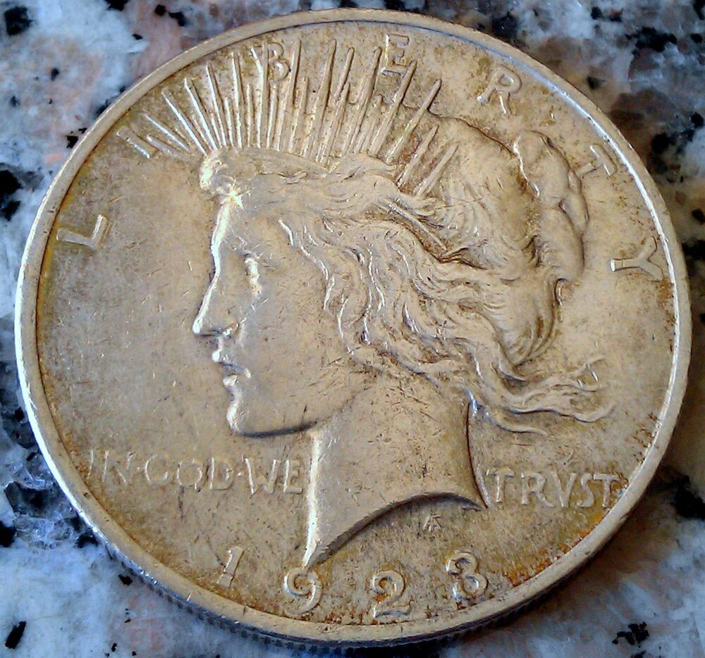 History, Information, and Value of 1923-S Peace Dollar