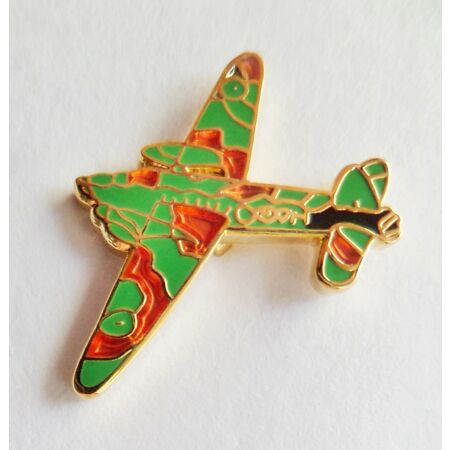 img-RAF Royal Air Force Wellington Bomber Small Pin Badge - MOD Approved - M32
