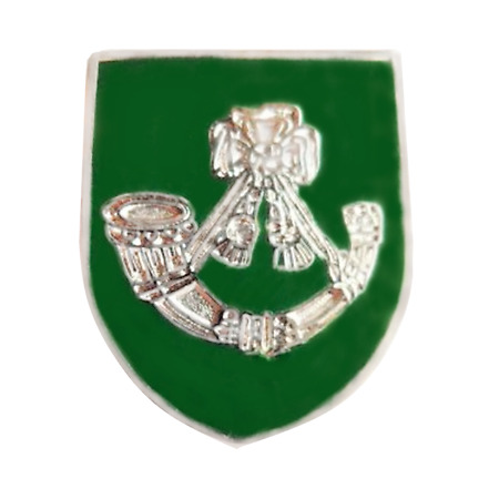 img-British Army Light Infantry Pin Badge - MOD Approved