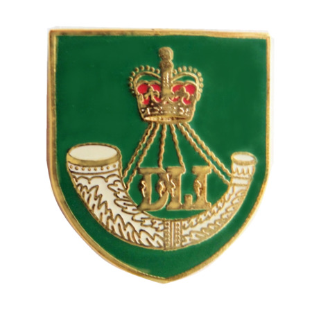 img-British Army Durham Light Infantry Pin Badge - MOD Approved