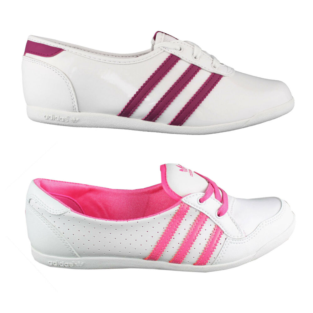 adidas Originals Forum Slipper DamenHalbschuhe Ballerinas Sneaker
