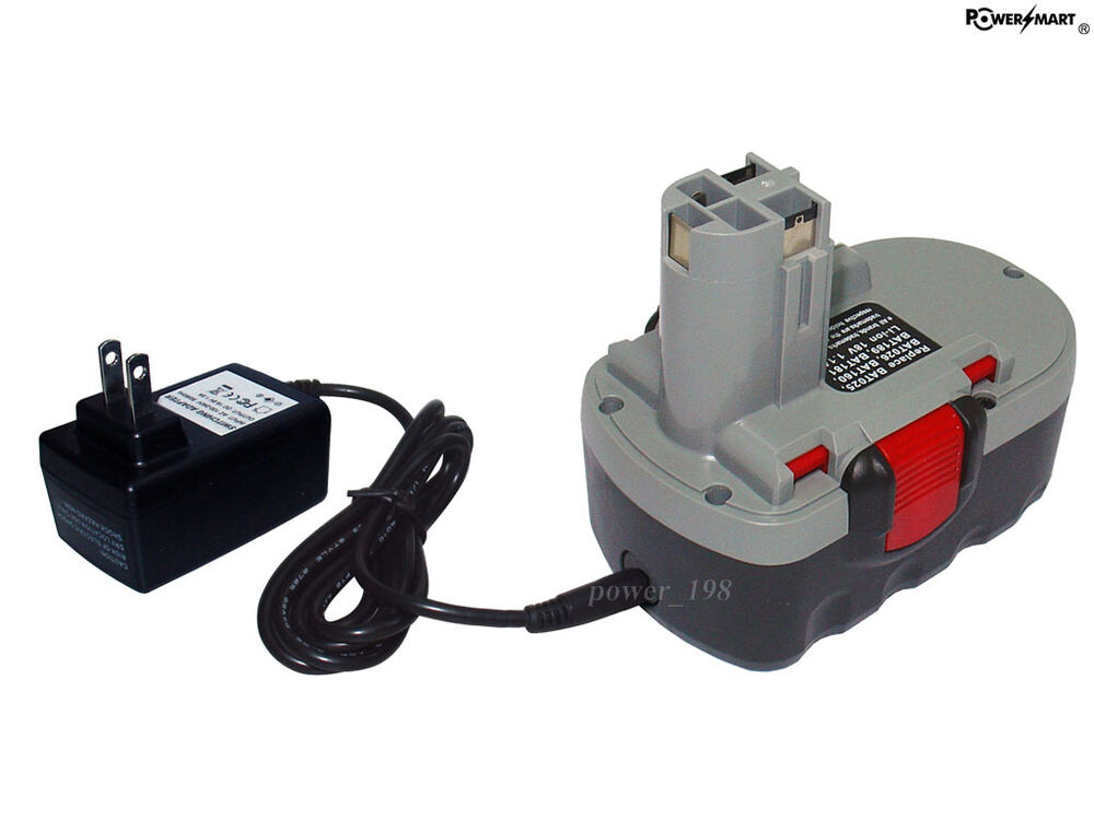18v 1 5ah li ion bat180 bat181 battery charger for bosch 35618 3918b 13618 1644 ebay. Black Bedroom Furniture Sets. Home Design Ideas