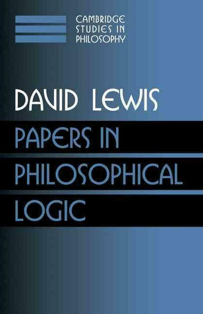 philosophical papers and review