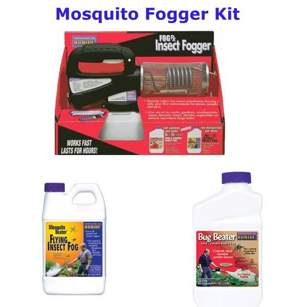 Insect Mosquito Fogger Kit Yard Insect Mosquito Fly Fogger ...