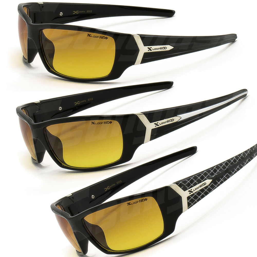 X loop sunglasses high definition hd lens low profile for House wrap definition